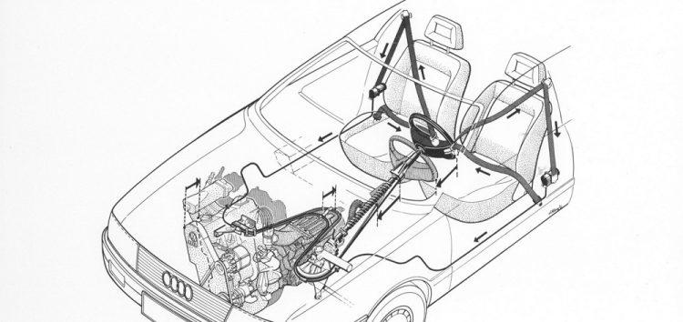 Лайфхак від Audi: замість подушки безпеки прибрати кермо