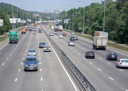 В Україні звузять смуги руху