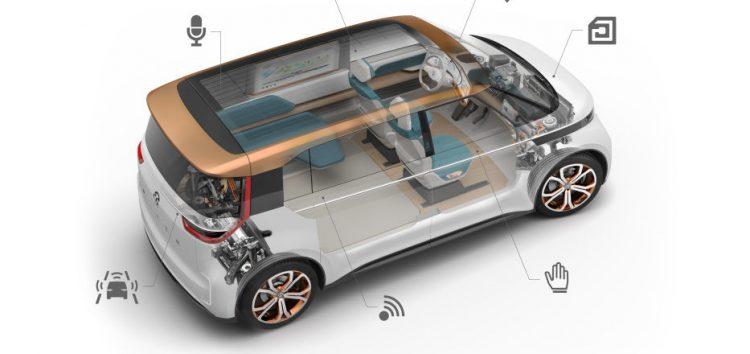 Volkswagen створить безпілотник на блокчейні