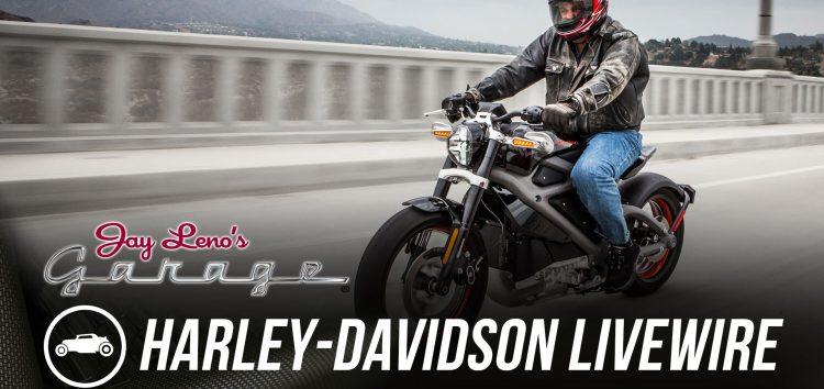 Harley-Davidson випустить електромотоцикл