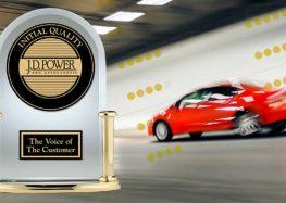 Найнадійніші авто у світі від JD Power