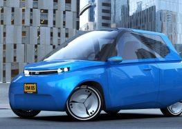 Голландці побудували розкладаний автомобіль