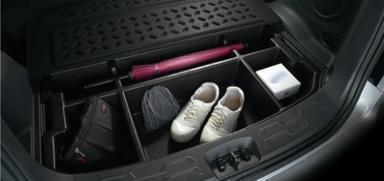 Організація багажнику автомобіля
