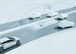 Bosch попередить безпілотники про погані умови руху