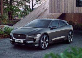Jaguar створив додаток, який показує економію від I-PACE