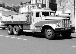 Маловідомі КРАЗи: тролейвоз ДТУ-10