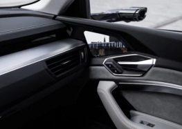 Audi презентувала екрани замість дзеркал