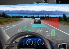 Apple патентує доповнену реальність на вітровому склі
