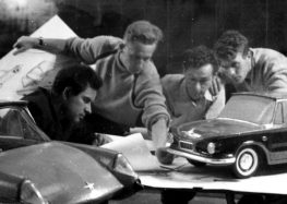 Маловідомі «Запорожці»: ідеї дизайнерів 50-х