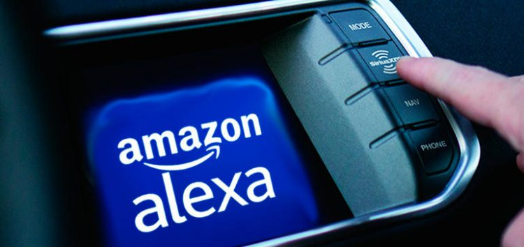 Seat першим у Європі використає Amazon Alexa