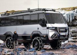 Українці створили позашляховий автобус