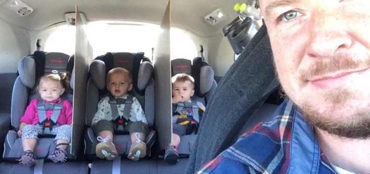 Чотири поради для безпечних сімейних подорожей