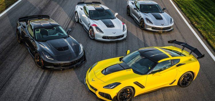 Chevrolet патентує нові аеродинамічні технології для Corvette