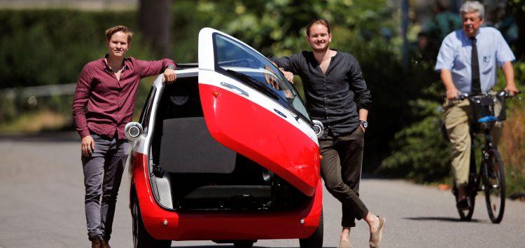 Швейцарці побудували суперкомпактний автомобіль
