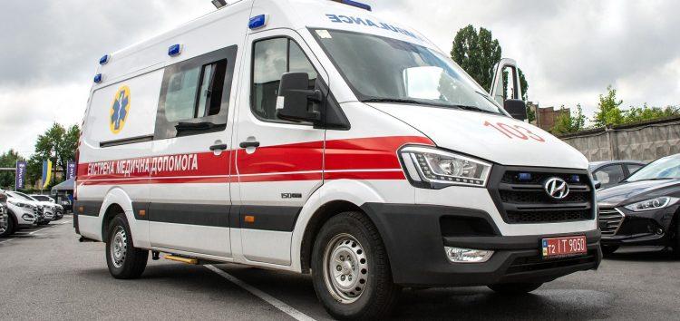 Hyundai буде виробляти в Україні «Швидку допомогу»