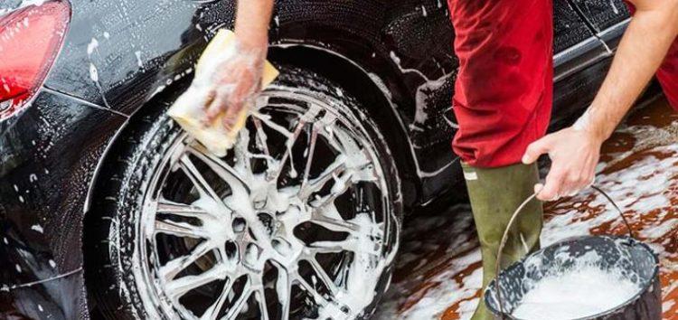 Як мити колісні диски автомобіля