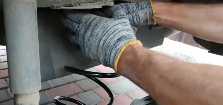 Заміна задніх пружин підвіски SX077MT на Opel Astra G (відео)