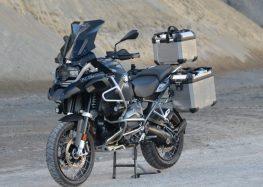 У BMW показали «безпілотний» мотоцикл