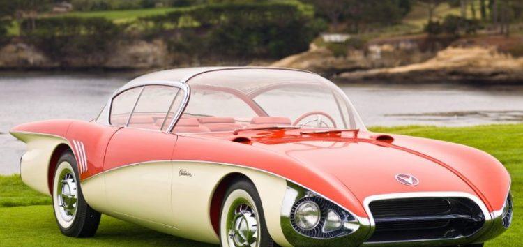 Концепт-кар Buick Centurion: інновації майбутнього