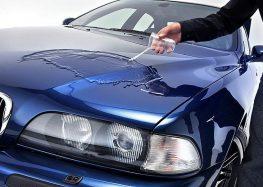 Що таке полімерне покриття автомобіля