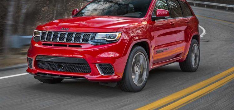 Jeep Grand Cherokee отримав 1200 «коней» (відео)