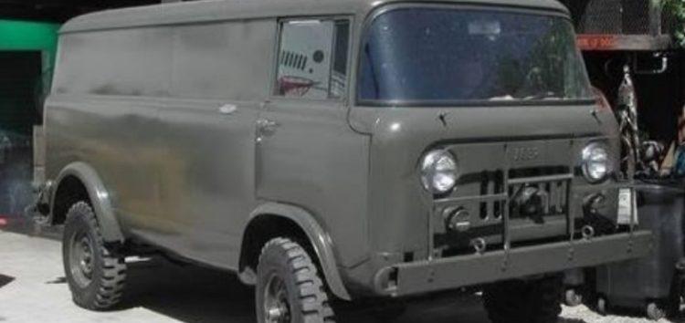 Батько «буханця» – Jeep Forward Control