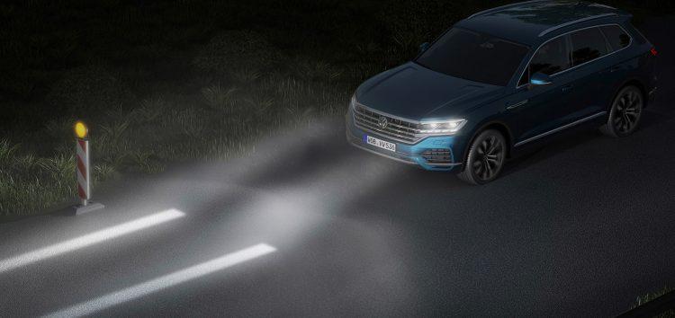 Фари Volkswagen будуть створювати картинки на дорозі