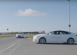 Ford зробить світлофори непотрібними
