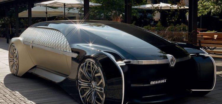 Renault презентувала преміальний «робомобіль»