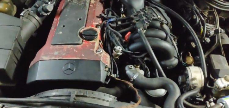 Заміна котушки запалювання MOBILETRON CE-57 на Mercedes-Benz 124 (відео)