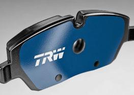У TRW створили гальмівні колодки для електромобілів