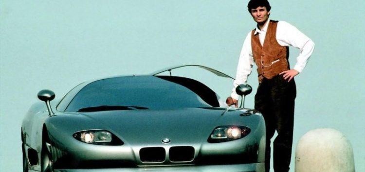 Гіперкари BMW Nazca: версія M12