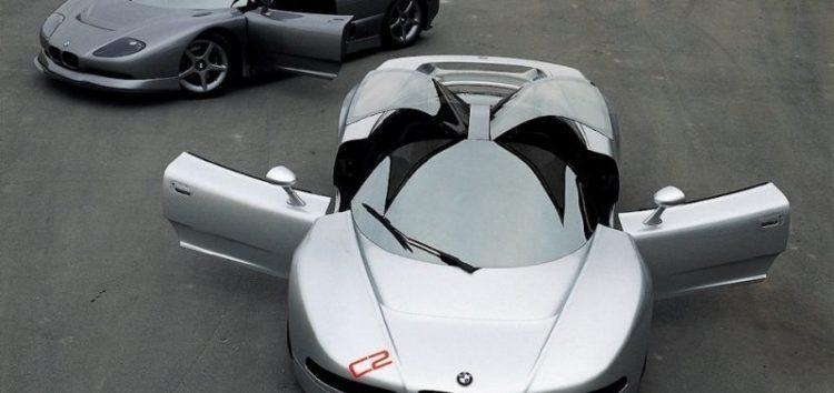Гіперкари BMW Nazca: версія С2