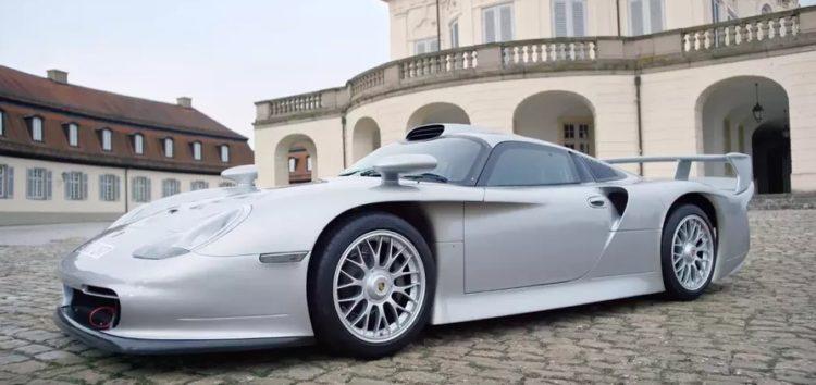 П'ятірка найдорожчих Porsche (відео)