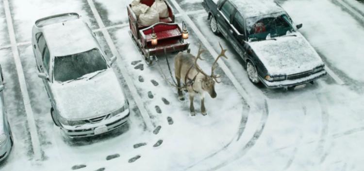 Зимові лайфхаки на парковці