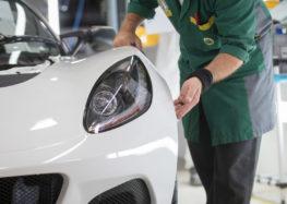 Перший електромобіль Lotus може отримати 1000 к. c.