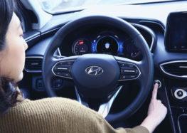 Hyundai захистить автомобіль за допомогою Touch ID