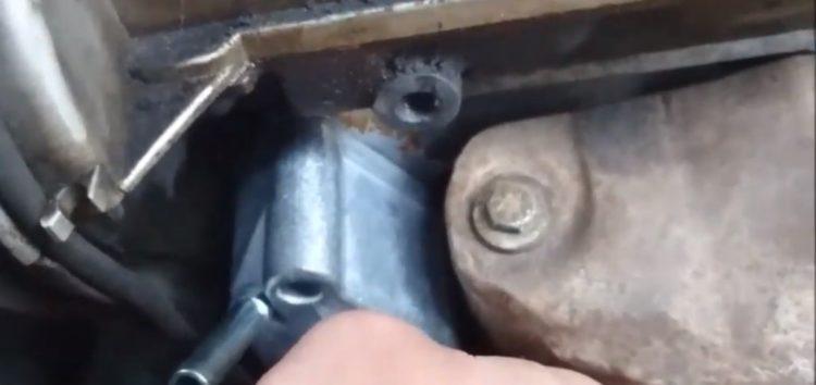 Заміна термостату Vernet TH6237 92J на Opel Vectra B (відео)