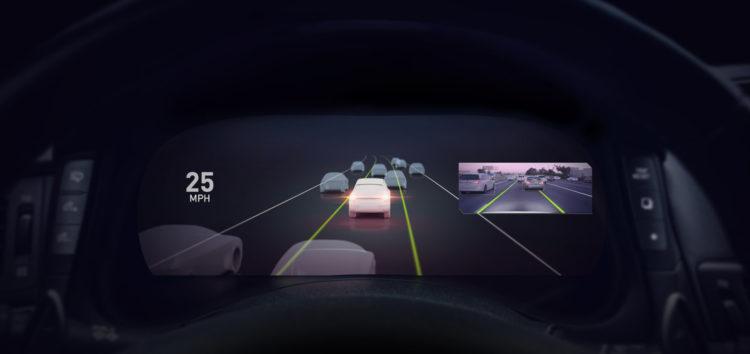 NVIDIA також створює систему допомоги водію – Drive AutoPilot