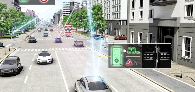 Автовиробники випробовують технології зв'язку C-V2X