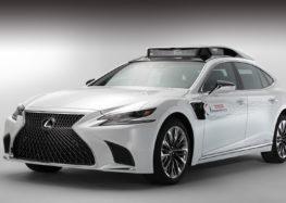 Toyota презентувала концептуальний безпілотник TRI-P4