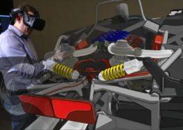 Автомобілі будуть проектувати у віртуальній реальності