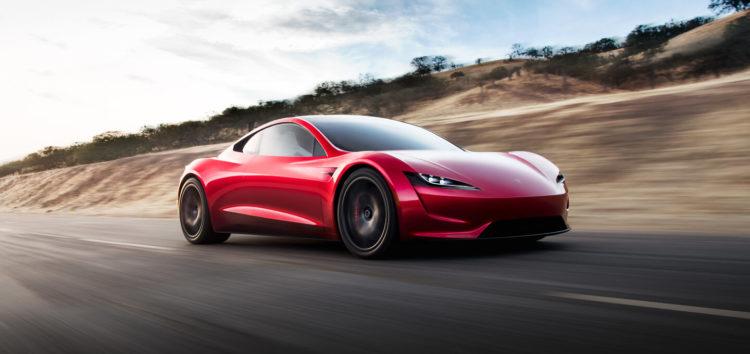 Tesla Roadster – oдин з найшвидших автомобілів у світі (відео)
