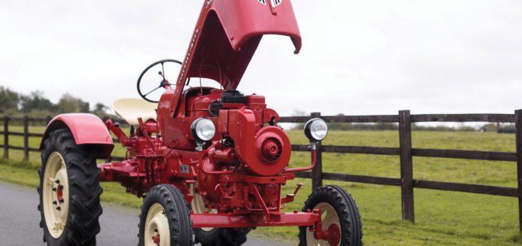 5 тракторів: від Porsche до Lamborghini