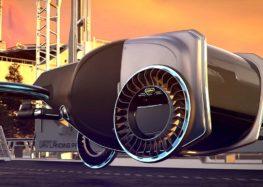 Goodyear розробила шини для літаючих автомобілів