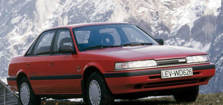 Заміна пробки масляного піддону Metalcaucho 02490 на Mazda 626 (відео)