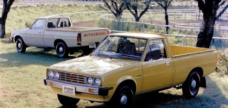 Від трьохколісних до «курячого податку»: історія пікапів Mitsubishi (частина 2)