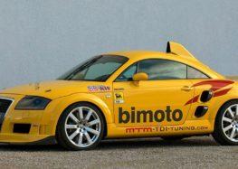 Коли одного двигуна замало: Audi TT MTM Bimoto