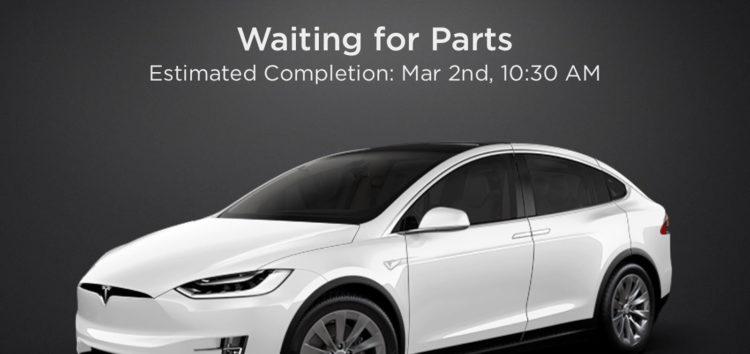 Tesla буде сама забирати вашу машину на сервіс