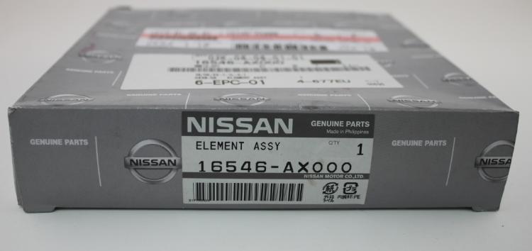 Підробні автозапчастини: фільтр повітряний Nissan 16546-AX000